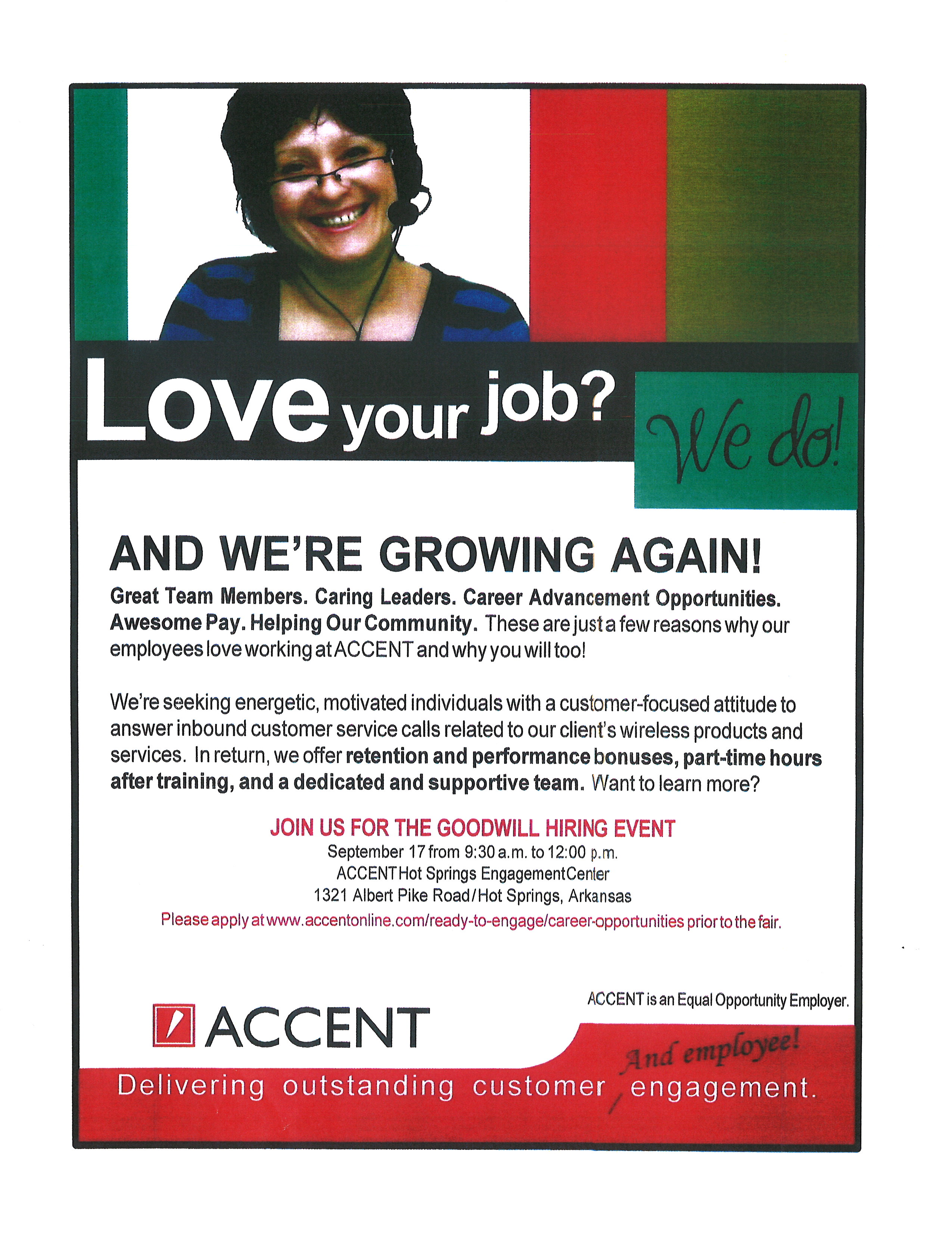 About Accent Marketing Accent